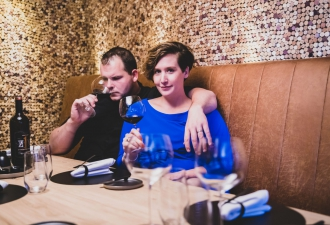 Anne en Sander van De Burgemeester